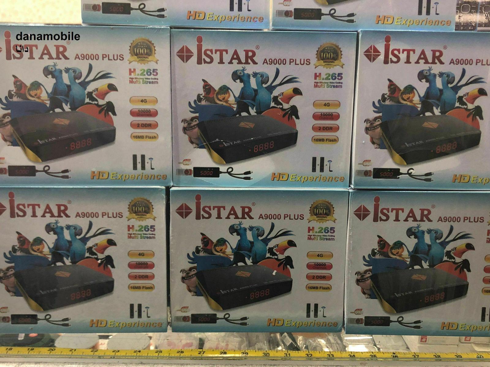 istar korea A9000 Plus 4G 6 Months Free Online Tv GBP 93 00