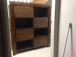 Silverwood Bookcase / Storage Shelve Cabinet Canley Heights Fairfield Area Preview