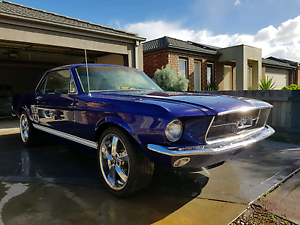 67 Mustang coupe Melton West Melton Area Preview