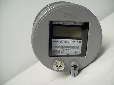 Abb Fm3s Watt Hour Meter Cl20 120-480 Volts 2w 60 Hz