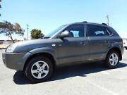 2007 Hyundai Tucson City Automatic LOW KMS Wagon Pearsall Wanneroo Area Preview