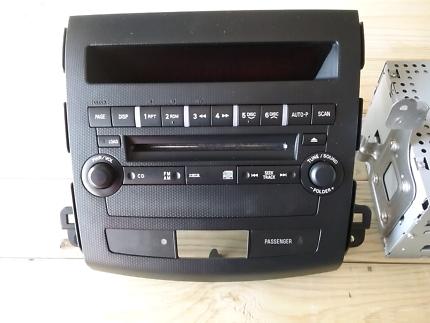 Mitsubishi  radio