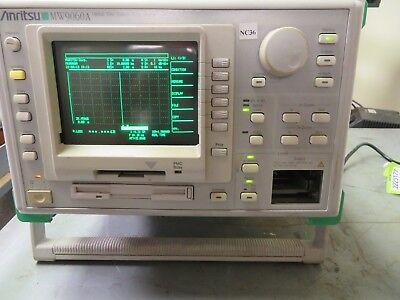 Anritsu Mw9060a Optical Time Domain Reflectometer - Nc36