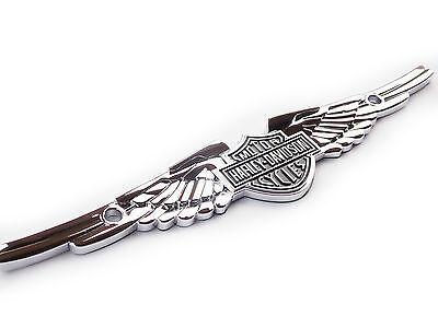 Ford Harley Davidson Edition F150 F250 F350 Expedition License Plate Emblem Logo, used for sale  Chandler