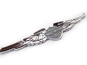 Ford Harley Davidson Edition F150 F250 F350 Expedition License Plate Emblem Logo