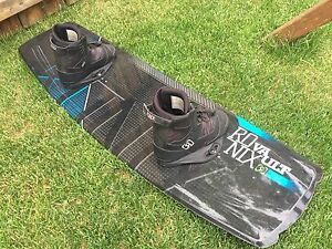Ronix Vault Wakeboard with Divide Boots