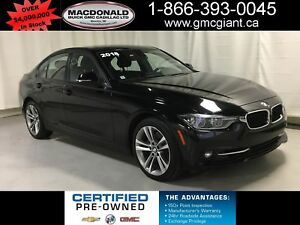 2018 BMW 3 Series xDrive