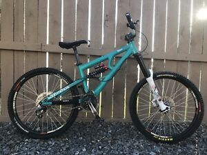 Custom Built Commencal Furious