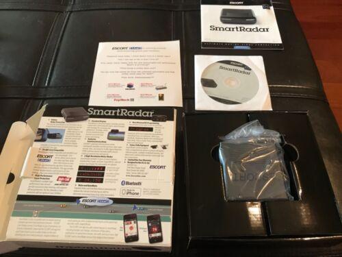 New SmartRadar Detector ESCORT Laser Radar iOS iPhone Compatible Live Apple APP