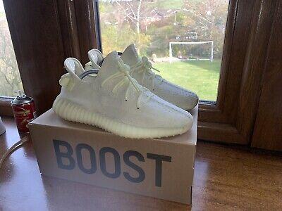 adidas Yeezy Boost 350 v2 - Butter - UK10