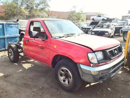 Wrecking 98 Nissan Navara D22 SCab Ute MT RWD 160403, Parts Only