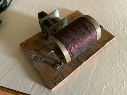 Philmore Vintage Crystal Radio with Headphones