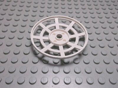LEGO 4285a @@ Dish 6 x 6 Type 1 White 6386 6770 6972 6990 Radar