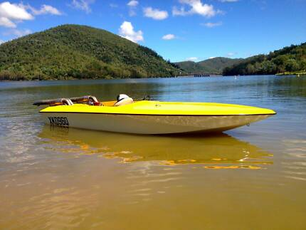 **NEW BUILD BIG BLOCK 468 CHEV SKI / RACE BOAT**CASH/TRADE/SWAPS Redcliffe Redcliffe Area Preview