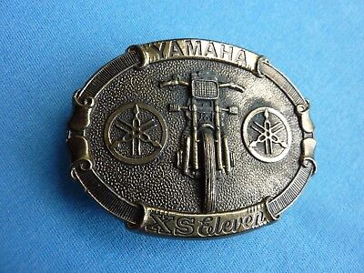 <em>YAMAHA</em> XS ELEVEN 11 BELT BUCKLE OWNERS MANUAL IN OTHER LISTINGS XS 110