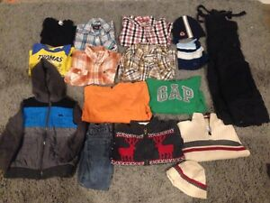 Boys size 4T and 5T lot