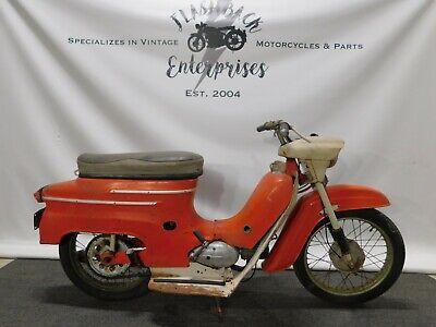 1960's Jawa 05A Scooter Moped