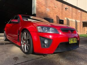 2007 HSV GTS Sedan Mayfield West Newcastle Area Preview
