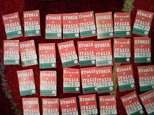 27 BUSTINE DI FIGURINE DELL'ALBUM ''STORIA D'ITALIA'' ( BAGGIOLI,INTEGRE !! ) - Italia - 27 BUSTINE DI FIGURINE DELL'ALBUM ''STORIA D'ITALIA'' ( BAGGIOLI,INTEGRE !! ) - Italia