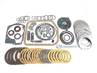 Dodge Jeep A500 40RH42RH42RE44RE40RE Basic Master HD Rebuild Kit ALL YEARS