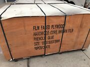 New Formply******1200*17mm Brown Filmed Formwork Plywood Use 15 Times Lidcombe Auburn Area Preview