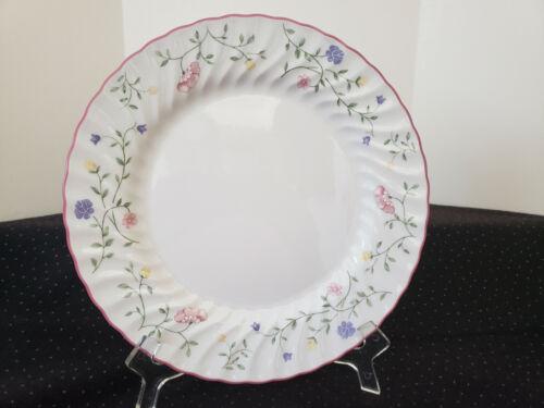 "Summer Chintz Dinner Plate 10.5"" Johnson Bros England"