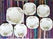 1950s Alfred Meakin 7pc Dessert Bowl Set Greenslopes Brisbane South West Preview