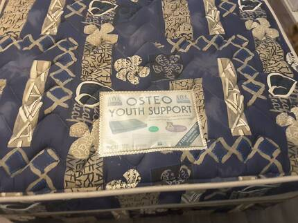 Single bed osteo youth support AOA good condition