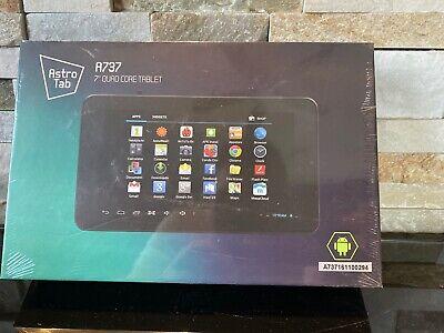 "Astro Tab A737170200844 7"" Quad Core Tablet - Black"