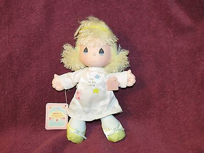"""Applause Precious Moments 11""""  ANGIE  - Dolls of the Month - December"""