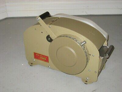 Better Pack 333 Manual Gummed Tape Dispenser - Works Great