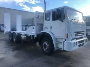 beavertail truck