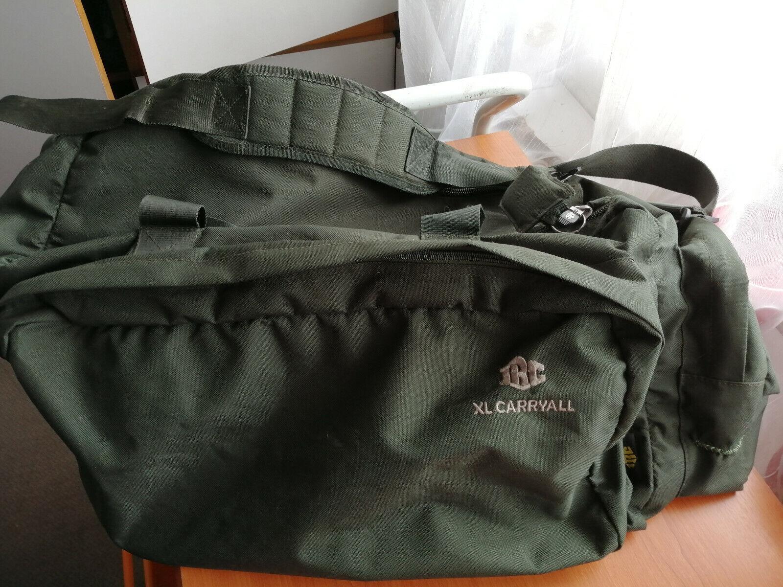 JRC XL Carryall Angeltasche Karpfentasche 80x32x32 cm 3 Außentaschen