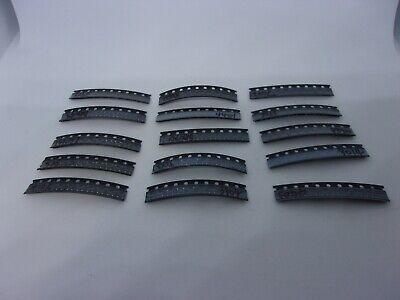 150 Pcs 15 Values Sot-23 Smd Triode Transistors Assorted Kit Set S9012 Bav90 431