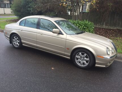 2000 Jaguar S Type Sedan Narre Warren South Casey Area Preview