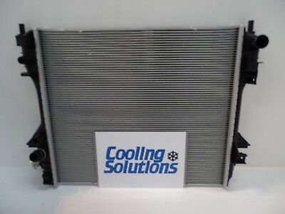 JAGUAR XF 3.0 TD RADIATOR NEW-2 YEAR WARRANTY