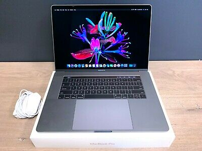 Apple MacBook Pro 15 Touch Bar / 512GB SSD / 3.1GHz i7 / OS-2018 / WARRANTY