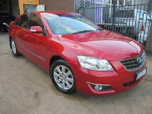2007 TOYOTA AURION TOURING SEDAN AUTOMATIC Thomastown Whittlesea Area Preview
