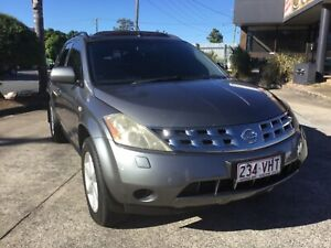 2006 Nissan Murano Ti Automatic SUV Underwood Logan Area Preview