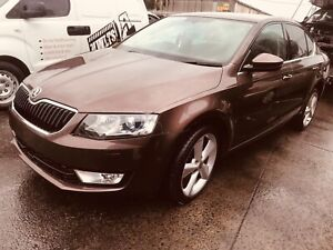 Wrecking 2013 SKODA octavia H TDI , parts and panel for sell West Footscray Maribyrnong Area Preview