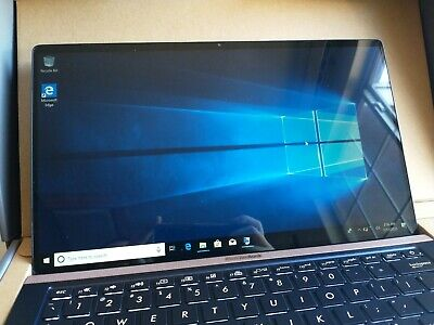 Asus Zenbook 13 ux333fa i7-8565U, 16GB, 500GB storage----MINT