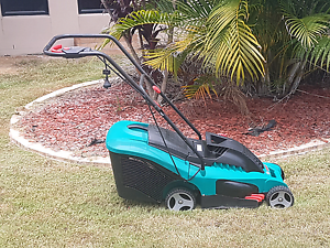 Bosch Corded Electric Mower Loganlea Logan Area Preview