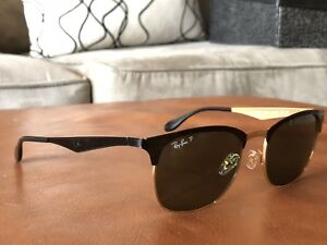 Limited-edition Ray-Ban Literay Club masters polarized!