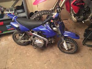 Pit bike dirt bike