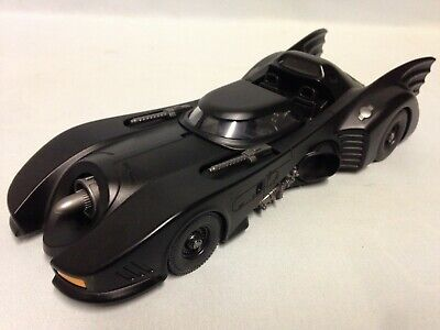 """1989 BATMOBILE, 9"""" METALS DIE CAST METAL CAR, 1:24 SCALE, JADA TOYS for sale  Shipping to Canada"""