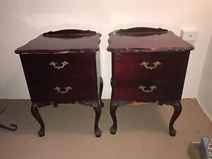 BedSide Tables New Lambton Heights Newcastle Area Preview