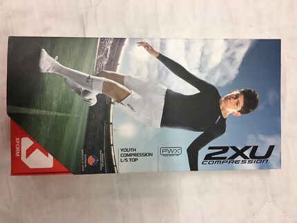 2XU youth XL compression long sleeve