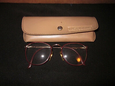 Lenscrafters Prescription Eyeglasses With Case