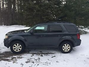 PART OUT - 2008 Mazda Tribute