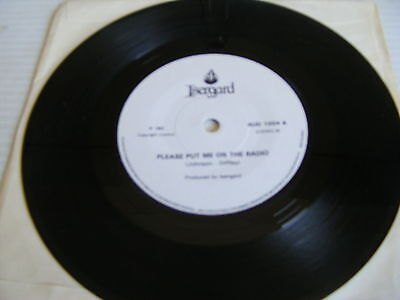 RARE - NWOBHM - ISENGARD - PRIVATE PRESSING - PLEASE PUT ME ON THE ROAD -